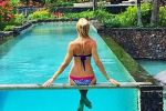 بالصور- منتجع سياحي بـ 6000 دولار لليلة الواحدة… وحوض السباحة هو ما يجذب السياح!