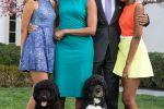 جو عصبي بالبيت الأبيض وكلبة أوباما تعضّ صديقة لابنتيه