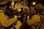 اعتقالات واسعة في قرية كوبر شمال رام الله واصابة شاب