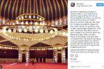 إسرائيلي ينشر صوره بمسجد اردني