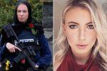 قصة الشرطية النيوزيلندية التي أثارت إعجاب العالم