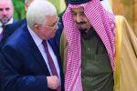 عباس يناشد الملك سلمان بسبب مباراة