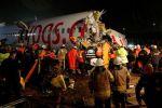 الإعلان عن سبب انشطار الطائرة بإسطنبول