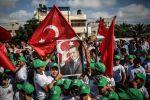 حماس : نؤيّد حق تركيا في حماية أمنها وحدودها مع سوريا