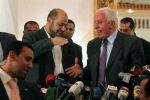 تفاصيل لقاءات المصالحة في الدوحة : برنامج سياسي وحكومة وحدة وانتخابات