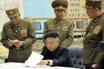 الزعيم الكوري الشمالي يحث القادة العسكريين على الاستعداد النووي