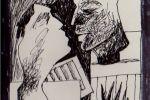 قصة قصيرة 'ذات مساء' -عبد الهادي شلا
