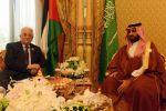 خبايا زيارة الرئيس الفلسطيني للسعودية.. ابن زايد وابن سلمان مُصِران على إنجاز التطبيع فورا وعباس يريده 'حبه حبه'
