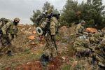 الكوماندوز التركي يدخل سوريا