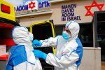 اسرائيل :ارتفاع المصابين الى 304 و'الشاباك' يتعقب المرضى
