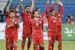 مدرب عمان يعترف بأحقية فلسطين في الفوز