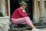 'زيارة خاصة' لقبر الأميرة ديانا بذكرى ميلادها