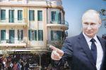 ما هي قصة شقة الرئيس الروسي 'بوتين' في تل أبيب؟
