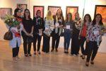 افتتاح أول معرض تشكيلي لتسع 'طبيبات' بالمكتبة الوسائطية بالدارالبيضاء .. عبد المجيد رشيدي