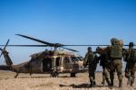 الاحتلال الإسرائيلي ينهي تدريباً يحاكي العدوان على غزة