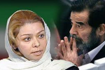 محامي صدام حسين: رغد في كنف الأردنيين