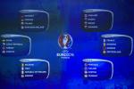 يورو 2016: سهلة لفرنسا ومأزق لايطاليا وصعبة لإسبانيا