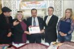 أحمد أبو كوثر يتألق في تونس ....محمد صالح ياسين الجبوري