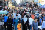 إحصائية: مليون و957 نسمة عدد سكان قطاع غزة