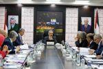 الحكومة  الفلسطينية تأسف لمشاركة مصر والأردن في مؤتمر البحرين وتثمن عالياً الموقف اللبناني