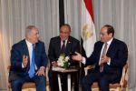 مسؤول اسرائيلي : سنقول للسيسي 'تفضل' إذا احتاج إدخال قوات لسيناء