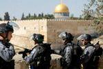 شاهد.. إصابات واعتقالات باندلاع مواجهات مع قوات الاحتلال في المسجد الأقصى