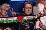 رسميا.. تل ابيب تعلق على ظهور علم فلسطين خلال فقرة مادونا في حفل 'يوروفيجن'!