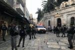 'استشهاد' منفذ عملية الدهس قرب البيرة بعد إطلاق الاحتلال النار عليه