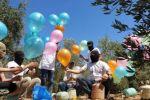 تقدير إسرائيلي : بالونات غزة الحارقة تقلقنا أكثر من 'إف35'
