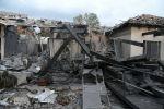 صاروخ من عزة يضرب منطقة وسط اسرائيل واصابة 7 اسرائيليين بجراح ودمار كبير