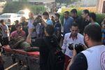 انتشال جثامين 3 شهداء وإصابة خطيرة من بيت لاهيا عقب استهداف أمس