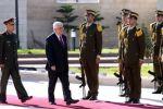الرئيس عباس يريد إعادة هيكلة أجهزة الأمن في غزة