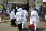 انتهاء ازمة العالقين من المعتمرين بمعبر رفح ودخول الفوج الرابع لغزة
