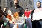 يديعوت أحرنوت: حركة فتح تنشر صورا لإحراق صور نتنياهو