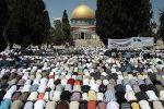 100 مصل من غزة سيصلون في الأقصى اول جمعة في رمضان