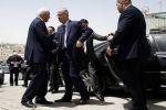 صور: نجاة رئيس الوزراء الحمد الله ومدير المخابرات فرج من محاولة اغتيال في غزة