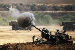 مدفعية الاحتلال تقصف نقطة رصد للمقاومة شرق غزة