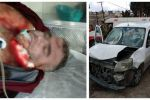 صور: استشهاد شاب و اصابة 3 جنود اسرائيليين بزعم عملية دهس على مفرق