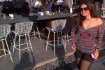 منة فضالى تعليقا على حكم براءتها: ويمكرون ويمكر الله والله خير الماكرين