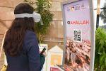 بلدية رام الله تطلق مشروع التجوال الافتراضي في رام الله (VRamallah)