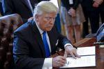 ثلثا سكان العالم ضد قرار ترامب