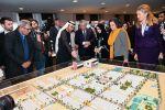 رئيس البرلمان الأوروبي يدعو لتعزيز التعاون مع الإمارات على الصعيد الإنساني والإغاثي