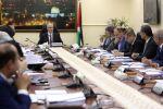 مجلس الوزراء يستعرض الوضع المالي وأدان القرصنة الإسرائيلية على الأموال الفلسطينية