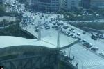 الاحتلال يبحث عن سيارة 'مشبوهة' في 'تل أبيب'
