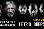 'تعالي السيادة' عمل جديد للثلاثي جبران مع الفنان العالمي روجر ووترز