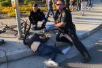 ظنا بأنهم مسلمون.. سائق يدعس مارة بولاية كاليفورنيا
