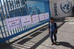 وكالة الغوث ( الانروا ) تعمل على تصفية قضية اللاجئين...عزام الحملاوى
