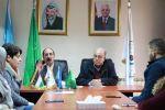 أبو زهري يتسلم رئاسة اللجنة الوطنية للتربية والثقافة والعلوم