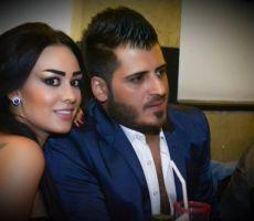 بالصور ..فراشة الدراما السورية  'ساندي النشواتي' تدخل القفص الذهبي
