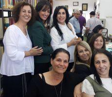 بالصور- منتدى الفكر والإبداع يحتفي بكاتبة الأطفال ناديا صالح!